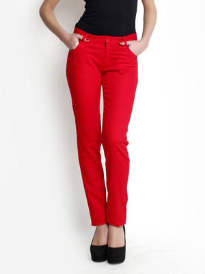 Thegudlook Slim Fit Women's Jeans image