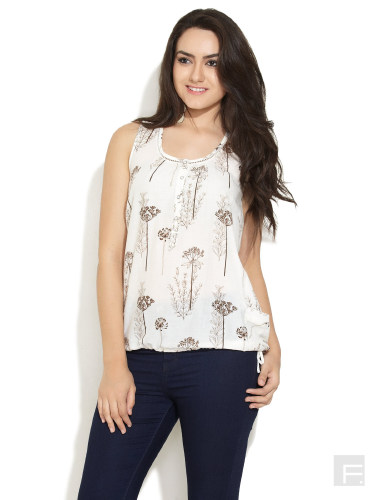 Branch Out Cotton Top image